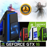Deal of the Month Gaming PC Full Package F3 Core i5 GTX 1650 1660 or RTX 2060 AC340