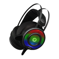 GameMax G200 RGB Gaming Noise Cancelling Headset with Microphone