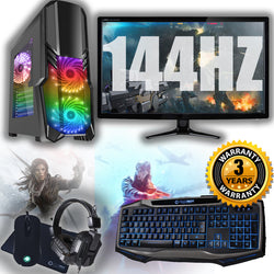 Over £600 – Gaming & Custom PCs (AC Technology)