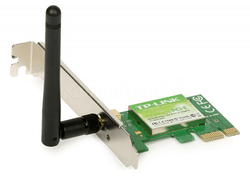 ADD ON ITEM:  INTERNAL PCI EXPRESS WIRELESS CARD Dual Band