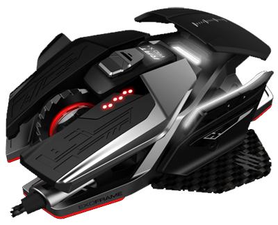 MAD CATZ R.A.T. PRO X3 Gaming Mouse