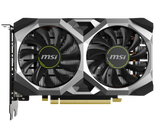 MSI GEFORCE GTX 1650 SUPER VENTUS XS OC GRAPHICS CARD