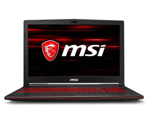 SALE OFFER NEW BOXED GAMING LAPTOP - MSI GL63 i7 8GB SSD GTX 1050 4GB 15.6""