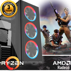 NEW!!! RYZEN 3200 FORTNITE PC 16GB - 8GB DDR4 VEGA GRAPHICS 1TB SPO AC236