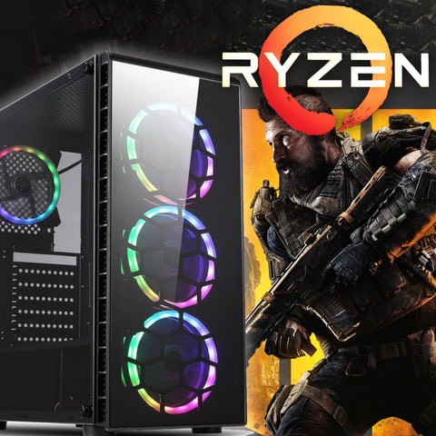 RYZEN 5 2600 1TB SSD 240 16GB GTX 1660 Ti  RTX 2060 Gaming PC AC187
