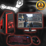 NEW!! Full System Core i5 GTX 1050 2GB or 4GB Ti or 1650 Option Gaming PC-  3yr warranty