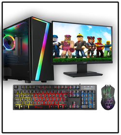 Winter Deal 1 - Starter Gaming PC For Children full package AC250