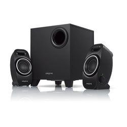 Creative A250 2.1 Compact Speaker System with Sub Woofer - Web Only