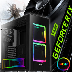 RTX SUPER Gaming PC 2060 2070 2080 Core i5 9400 16 or 32GB with SSD Options