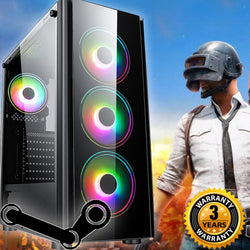 AMD RYZEN 3100 16GB Gaming PC GTX 1650 TOWER ONLY AC263 4NS