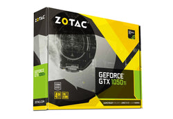 ZOTAC GeForce® GTX 1050 Ti Mini 4GB GRAPHICS CARD HDMI DVI DISPLAY PORT