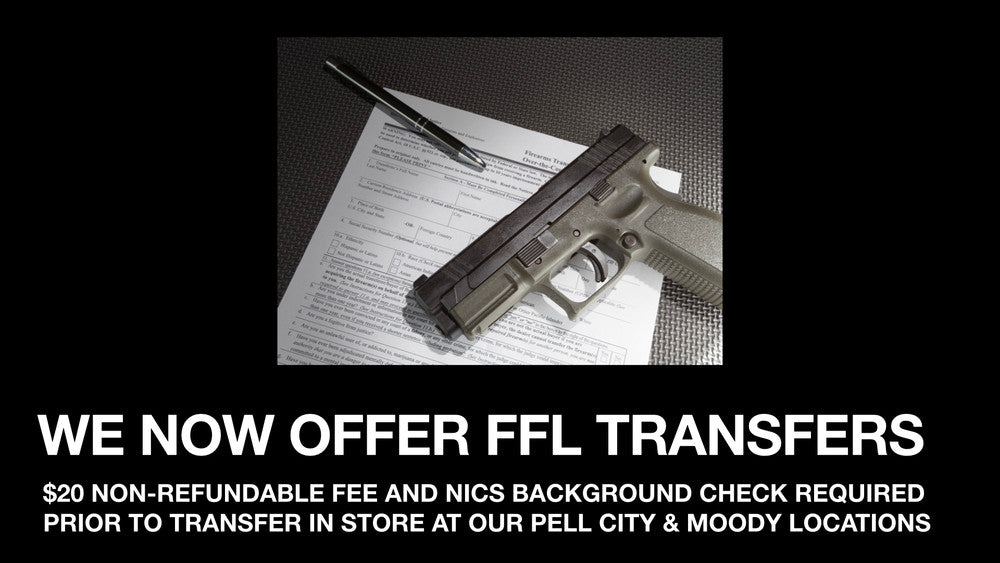 FFL Transfers now available