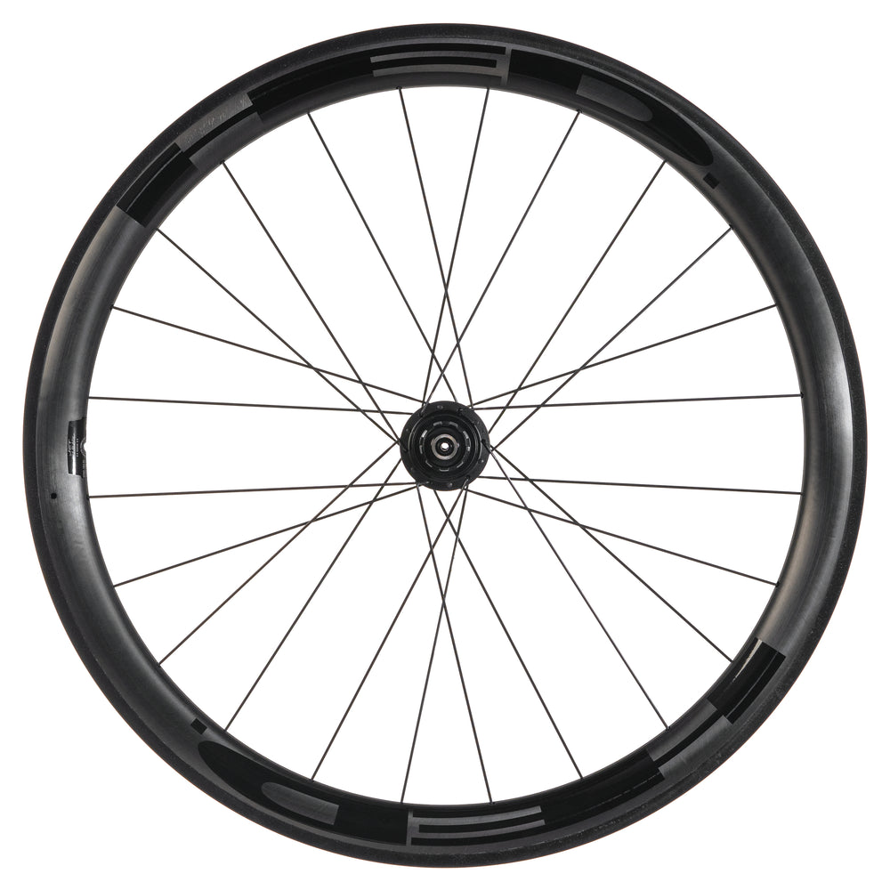 JET RC4 black roues route HED
