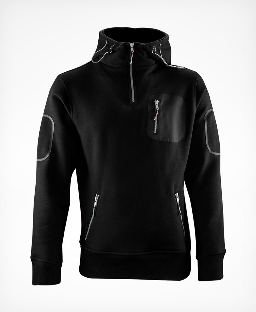 Sweat zippé casual - HUUB