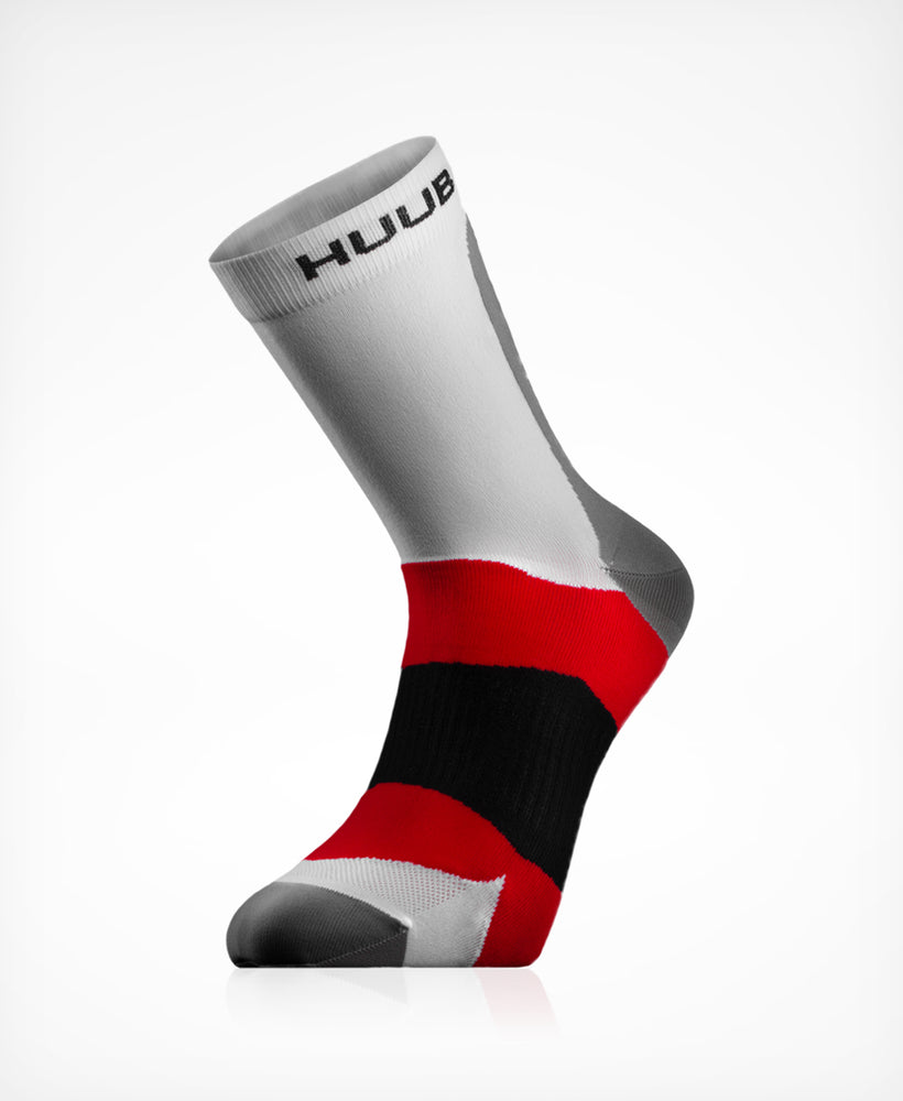 Chaussettes de running blanches - HUUB