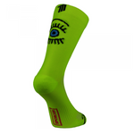 Chaussettes Sporcks - EYE YELLOW
