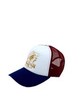 Casquette Trucker tiger - ALL IN