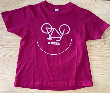 Tee shirt rose enfant HED
