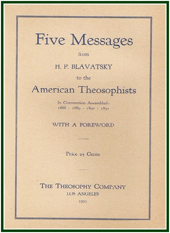 Five Messages