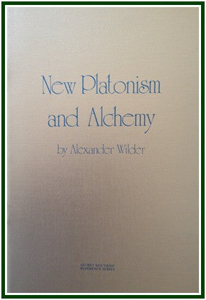 New Platonism and Alchemy