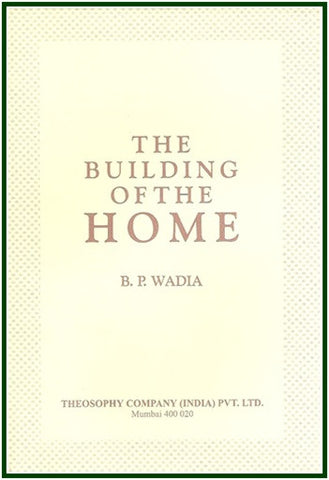 The Building of the Home
