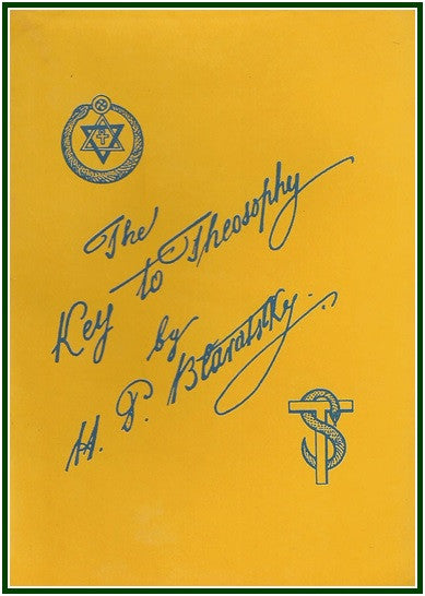 The Key to Theosophy