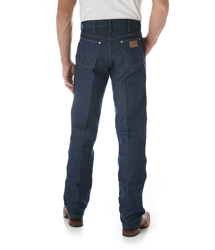 Wrangler Cowboy Cut Rigid Indigo Original Fit Jeans - 0013MWZ