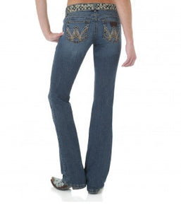 Wrangler Ladies Premium Patch Sadie w/ Booty Up Technology - 08MWZBZ