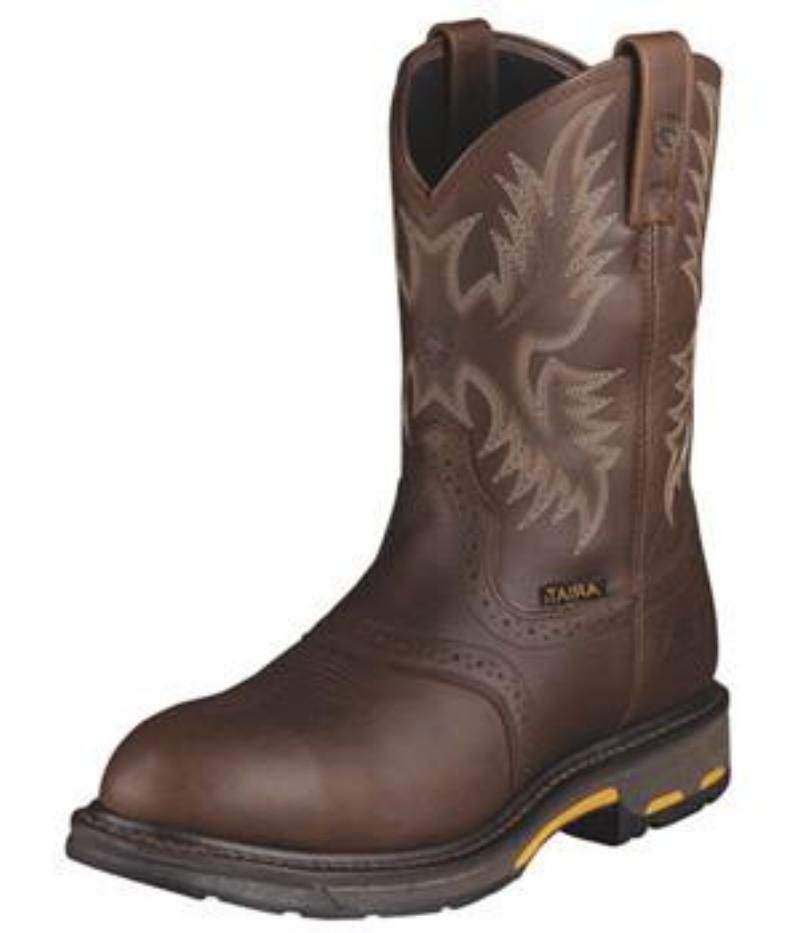 Ariat Men's Workhog H20 Safety Toe - 10001203