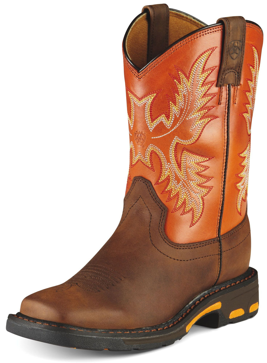 Ariat Workhog Square Toe Boot - 10007837