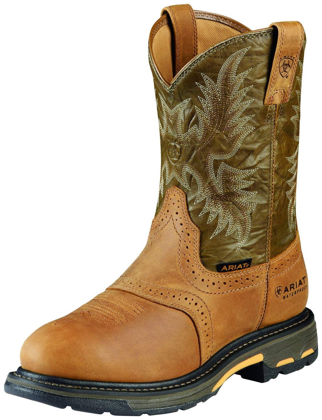 Ariat Workhog Pull On H20 Composite Toe - 10008635