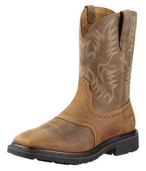 Ariat Sierra Wide Square Toe Workboot - 10010148