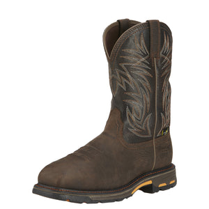 Ariat Workhog Square Toe H20 Metguard - 10016265