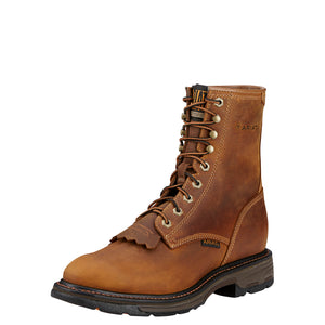 "Ariat Workhog 8"" Comp Toe 10016267"