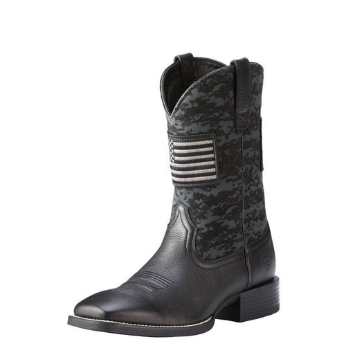 Ariat Men's Sport Patriot Western Boot |