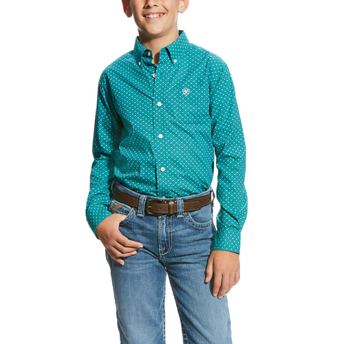Boys' Ariat Shirt - 10024063