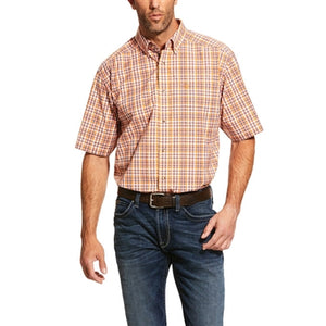 Ariat Men's Pro Series Fremont Classic Fit Shirt