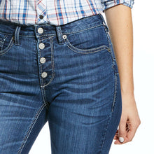 R.E.A.L. High Rise Stretch Polly Flare Jean