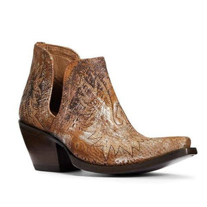 Ariat Ladies Dixon Brushed Silver