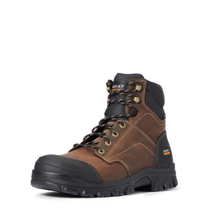 "Treadfast 6"" Steel Toe Workboot"