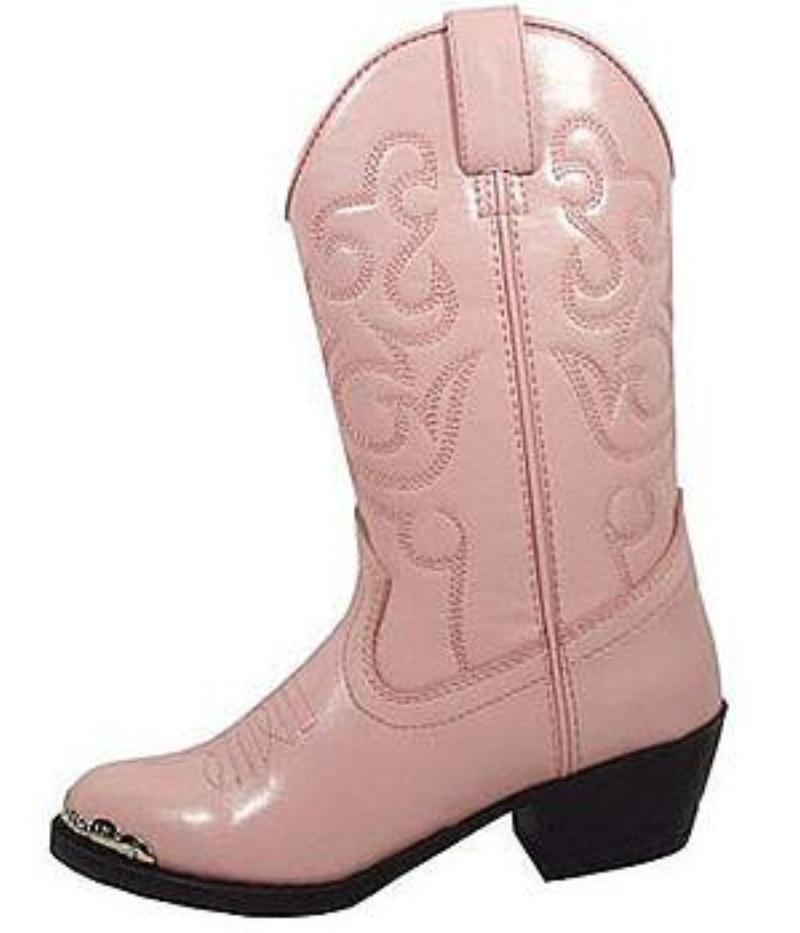 Smoky Mountain Pink Mesquite Western Boot - 1041C