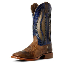 Ariat: Fresh Vent Tek Wheat + Blue Grass Boot