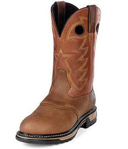 Rocky Branson Saddle Roper Waterproof Western Boot - 2775