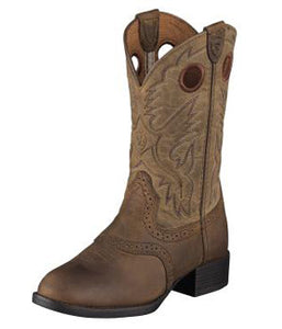 Ariat Kids Heritage Stockman - 10001798