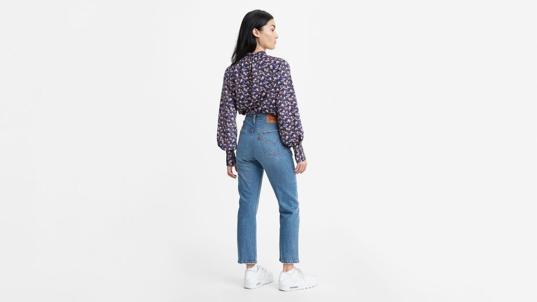 Levi's 501 Crop Charleston Ends