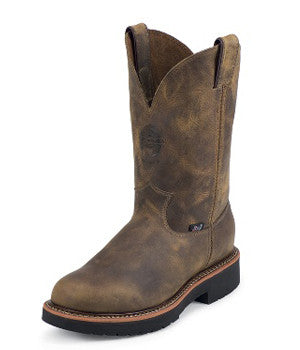 Justin Rugged Tan J-MAX - 4441