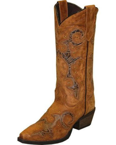 Abilene Ladies Rawhide Boot - 5021