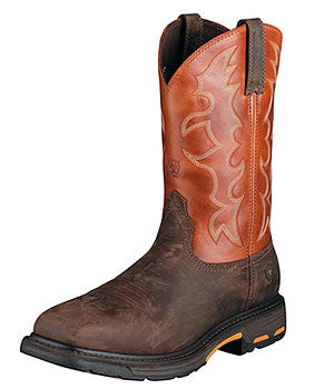 Ariat Dark Earth WorkHog - 10005888
