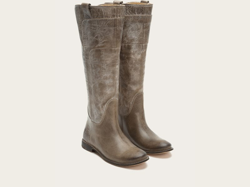 72c2d2d94ef Women's Frye Paige Tall Riding Boot - Grey