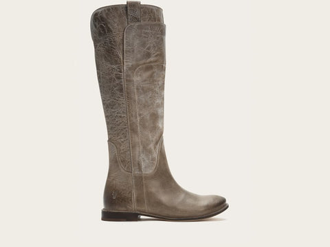 Frye Paige Tall Riding Boot - Grey